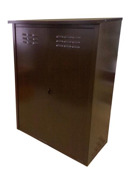 Шкаф для газовых баллонов 50 л