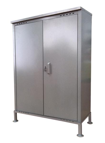 Купить шкаф уличный для двух газовых баллонов 50 л ...